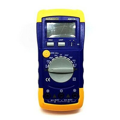 Mcupper-LCD Digital Meter A6013L Capacitance Capacitor Tester