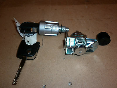 Ford Ignition Barrel Lock Complete Set  Fg All Sedans And Utes New