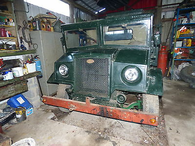 Classic Vintage Canadian Ford Wagon Truck Lorry 1942 Ex Army