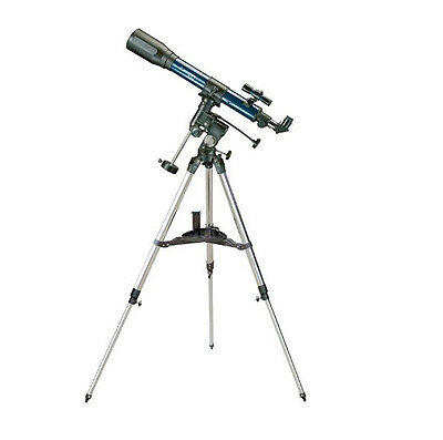 SKYLUX Refractor Telescope 35x 135x (70/700 EQ) with Mount and Tripod (Boxed)