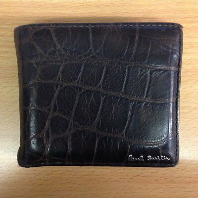 Men's Paul Smith Brown Leather Wallet