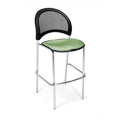 OFM Moon CafT Height Chair, Sage Green