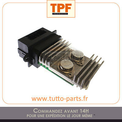 Regulateur Resistance Chauffage Clim Renault Megane I Scenic Phase 1 2