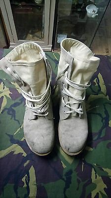 army surplus boots size 9 Med
