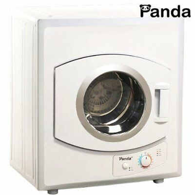Panda Portable Compact Cloths Dryer Apartment Size 110v stainless Steel Drum See