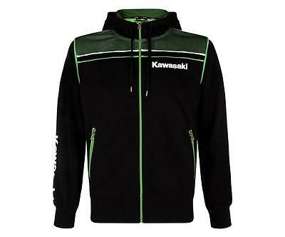 Kawasaki Sports Hooded Sweatshirt