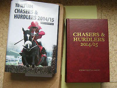 Timeform Chasers & Hurdlers 2014/15 (MINT)