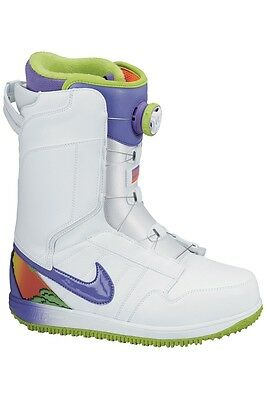 Nike SB wms Snowboard Boot Vapen X Boa - white / purple haze / fierce / ...