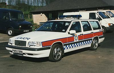 Older Police Vehicle Photos From The Cumbria Police