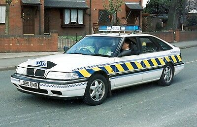 Older Police Vehicle Photos From The Cheshire Police Force
