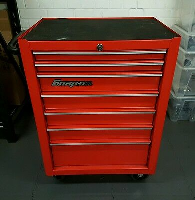"Snap On Roll Cab. 26"" Tool Box. £470 + VAT."