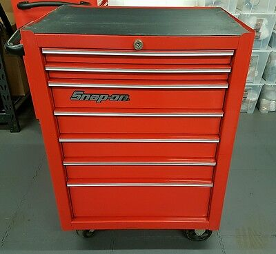 "Snap On Roll Cab. 26"" Tool Box. £390 + VAT."