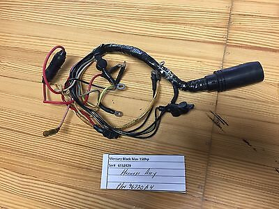 Wiring Harness Assembly 96220A4 Mercury Mariner Outboard V-6 Black Max OEM