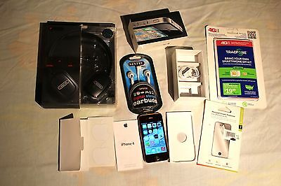"""Apple iPhone 4 - 16GB - Gold''""""""""Packaged Deal""""""""""""GSM"""""""""""" SmartPhone""""""""L@@K""""""""WOW"""