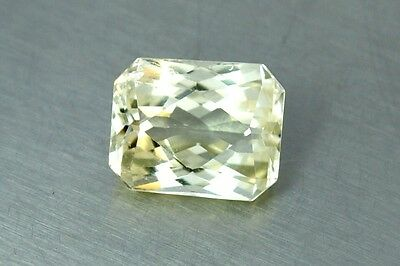 IF 9.70 Ct Supreme Quality Great Spark Rich Yellow Color Natural Kunzite