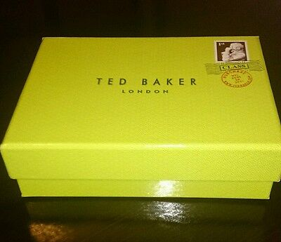 Ted Baker leather manicure kit