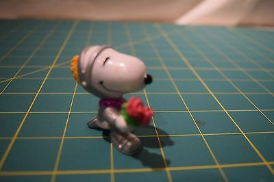 Vintage Snoopy Peanuts Gang KnightVALENTINES GIFT romantic figure  CHEAP