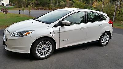 2014 Ford Focus Electric 2014 Ford Focus Electric BEV