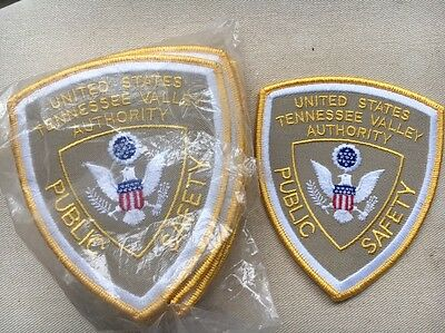 Lot Of USA Tennessee Valley Authority Public Safety Patches