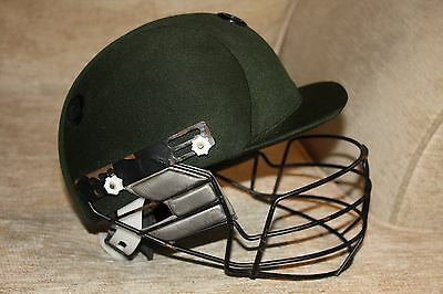 Cricket Helmet with Faceguard Good Condition Made by BDM
