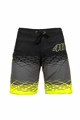 VR46 Boarder Shorts Valentino Rossi The Doctor Vale Fortysix MotoGP