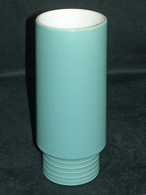 Poole Pottery 1960's Hand Thrown Cameo Vase
