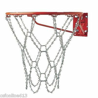 Franklin Metal Chain Basketball Net - Fits All Full Size Basketball Rims