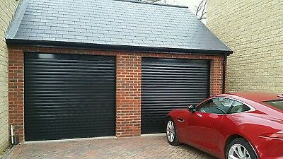 Quality New Electric Garage Roller Door Supply And Fitted (Uk) 5 Year Warranty