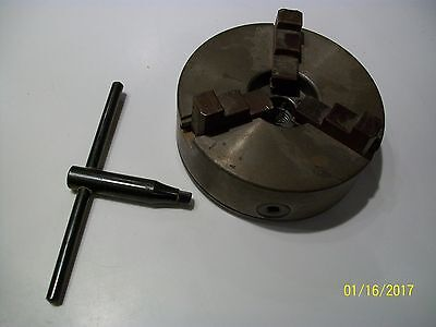 Grizzly 3 jaw - 6 inch lathe chuck