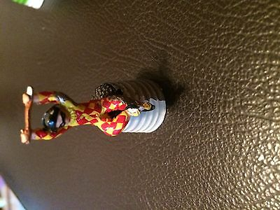 club tcc cavalace of clowns pewter handpainted Harliquin