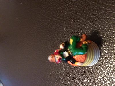 club tcc cavalace of clowns pewter handpainted Tramp