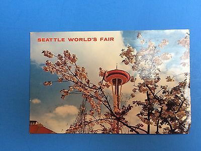 Post Card from Seattle World's Fair