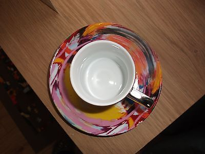 damien hirst cup and saucer