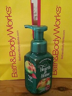 Bath and Body Works HEARTH AND HOME Gentle Foaming Hand Soap