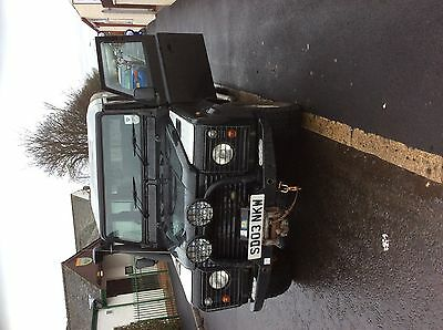 2003 Land Rover Defender 110 County Td5 Black
