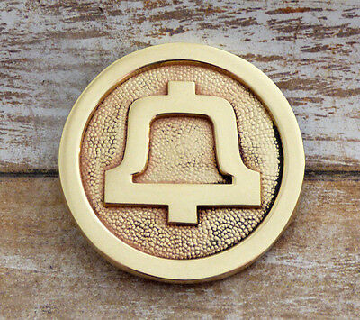 Pacific Bell Solid Brass Vintage 1978 BTS Belt Buckle
