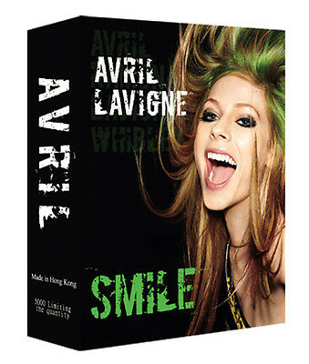 Collectible Poker Poker Playing cards - Avril Lavigne