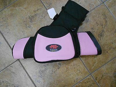 PSE/King Supreme X-Tech deluxe quiver LEFT OR RIGHT HAND PINK
