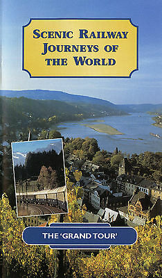 Scenic Railway Journeys of the World - The 'Grand Tour' - VHS Video