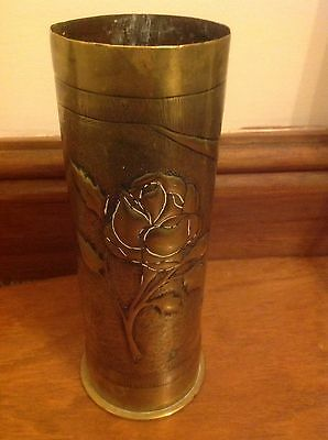 Ww1 Trench Art German Shell 1917
