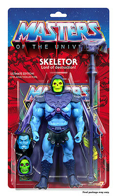 MotU Ultimate SKELETOR - Pre-Sale 2017 - He-Man - MotUC - Classics - NEU & OVP !