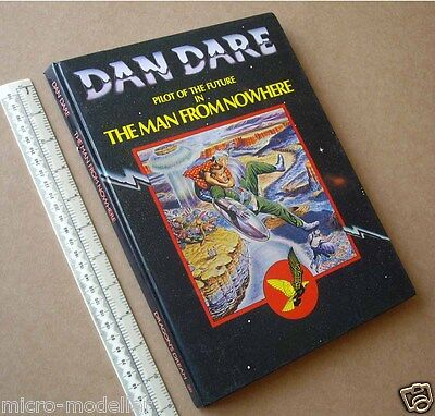 1980 Vintage Dan Dare Pilot of the Future The Man From Nowhere. Dragon's Dream