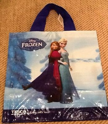Disney Frozen tote bag by Tesco Brand New