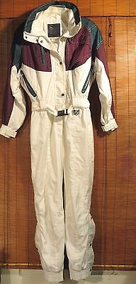 Women's Coulior Ski Suit One Piece Size 10 or M * * * * Nice!
