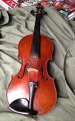 The Lyon and Healy full size violin, 1922