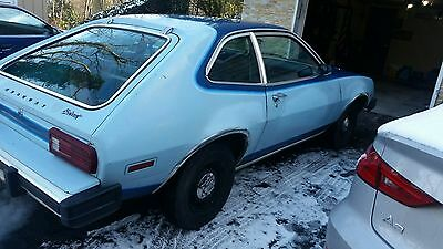 1980 Ford Other Mercury Bobcat Ford Pinto