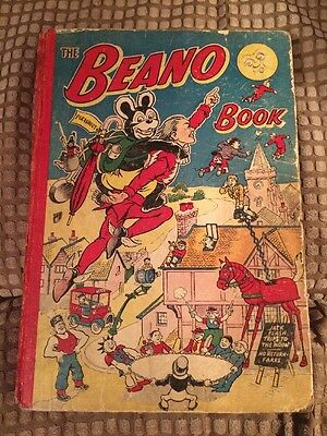 Beano Annual 1953 - Very Good Condition! Fast Tracked Postage