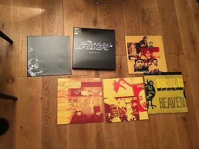 The Chemical Brothers vinyl the singles 93 - 03