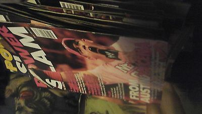 PowerSlam magazine collection x56
