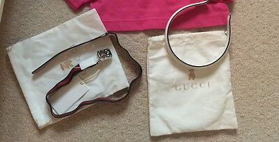 BNWT Gucci Belt & Head Band Girl 3-5 Years